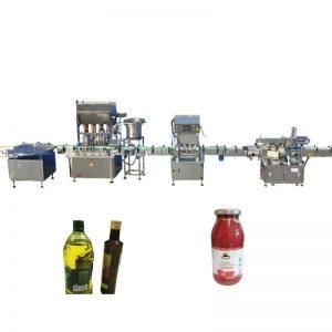 PLC-Kontrolo Esenca Oleo Pleniganta Maŝinon