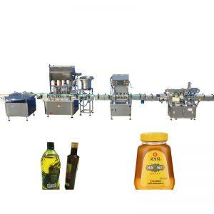 Paŝanta Motoro Manĝebla Petrolo Pleniganta Maŝinon